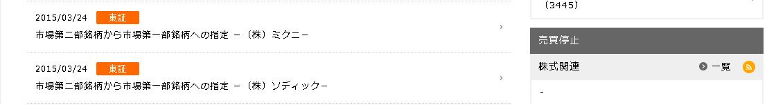 4月のTOPIX組み入れ銘柄は18銘柄、資金分散はチャンスとなるか