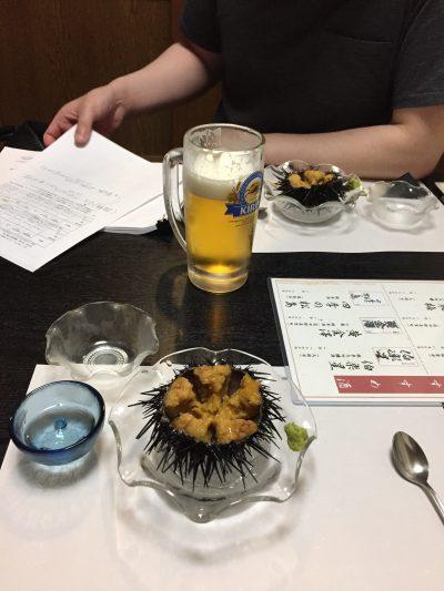 クオンツトレーダーと会食